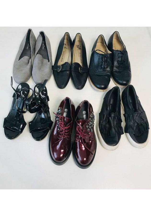 Обувь женская весна-лето 1 сорт оптом