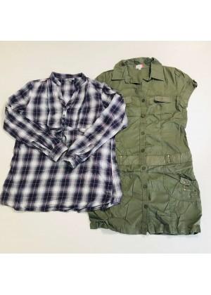 Рубашки, туники молодежные экстра оптом