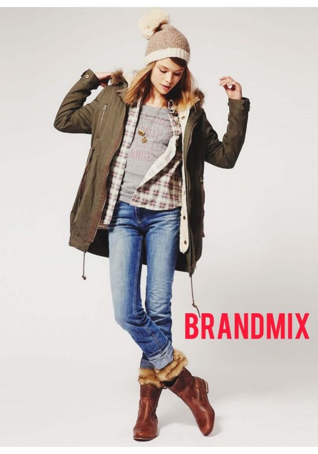 Сток одежда BrandMix осень-зима оптом